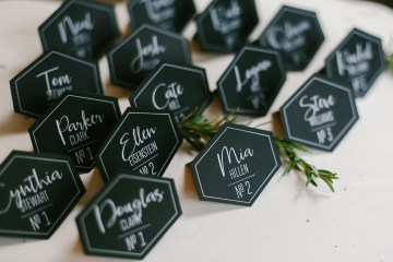 Same Sex Southern Wedding Inspiration by Jenna Henderson and Cedarwood Weddings 46