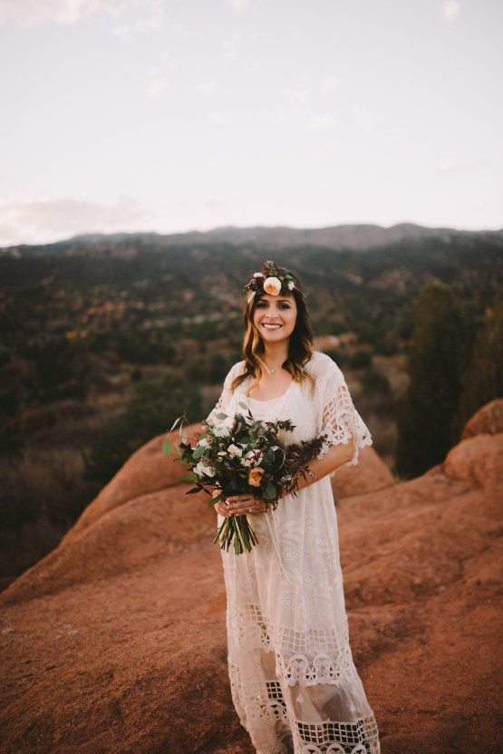Sunset Elopement by Ashlee Kay Photography 17