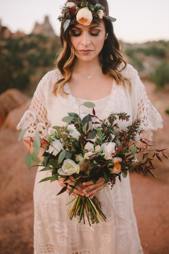 Sunset Elopement by Ashlee Kay Photography 19