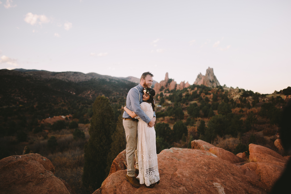 Sunset Elopement by Ashlee Kay Photography 33