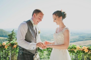 Wedding in Tuscany by Purewhite Photography and Chiara Sernesi 40