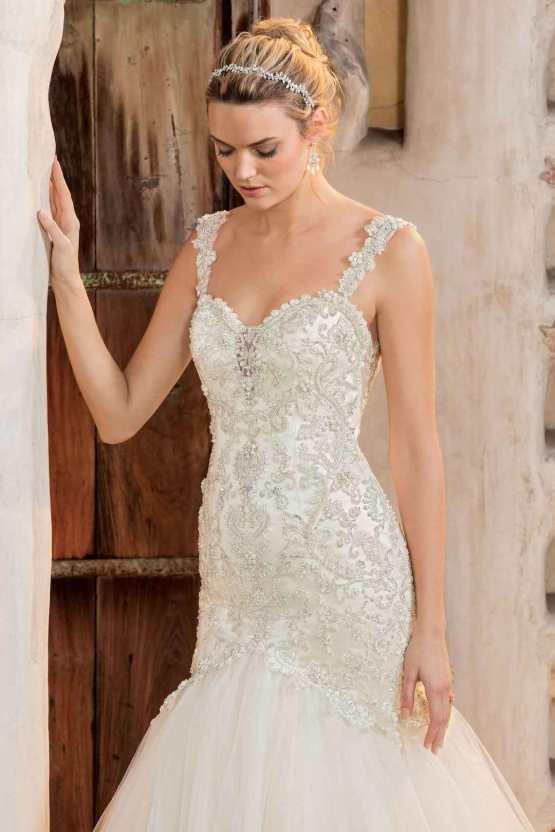 Classic, Contemporary, Versatile; Casablanca Wedding Dress Collection
