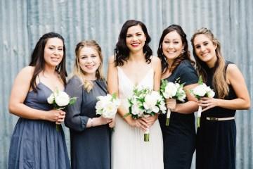 Fun BBQ Wedding by Myke & Teri Photography 4