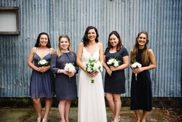 Fun BBQ Wedding by Myke & Teri Photography 70