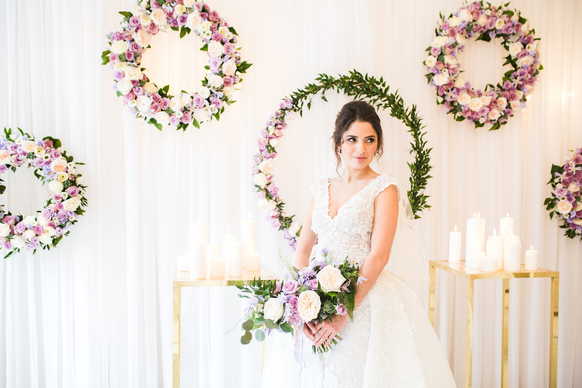 Luxurious Wedding Inspiration by Cecelina Photography and The New Wonderful 16