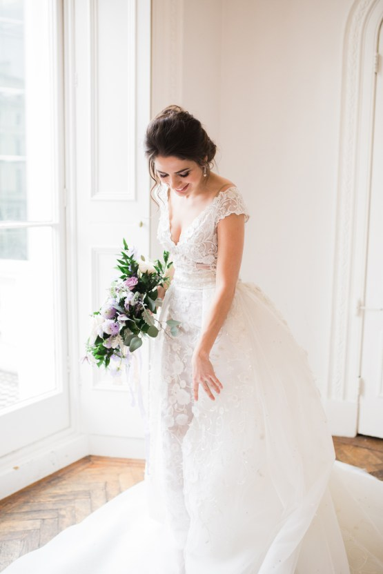 Luxurious Wedding Inspiration by Cecelina Photography and The New Wonderful 7
