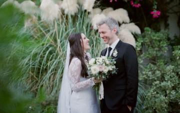 Informal, Fun & Stylish Palm Springs Wedding