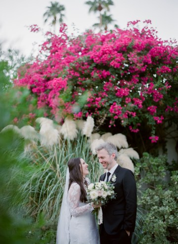 Palm Springs Wedding by Amy and Stuart Photography and Oui Events 58