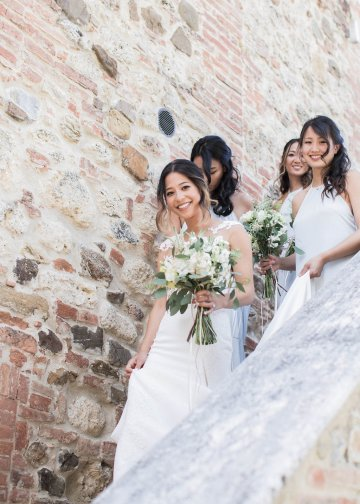 Romantic & Intimate Tuscan Wedding by Adrian Wood Photography 17