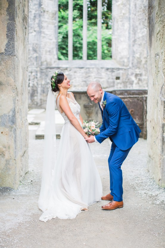 Romantic Irish Wedding by Cecelina Photography 41