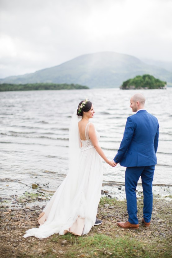 Romantic Irish Wedding by Cecelina Photography 52