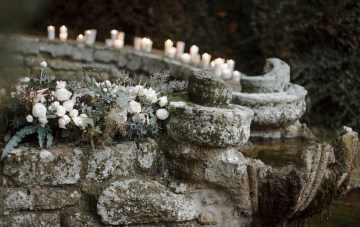 Secret Garden Wedding Inspiration by Monica Leggio and BiancoAntico 14