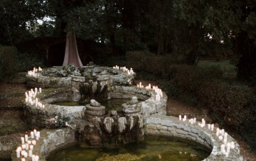 Secret Garden Wedding Inspiration by Monica Leggio and BiancoAntico 19