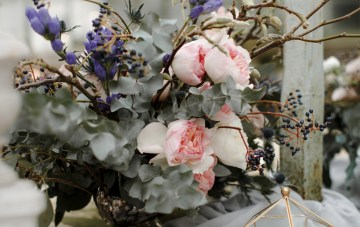 Secret Garden Wedding Inspiration by Monica Leggio and BiancoAntico 29