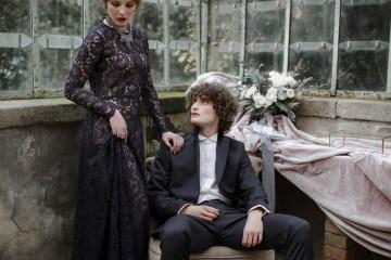 Secret Garden Wedding Inspiration by Monica Leggio and BiancoAntico 58