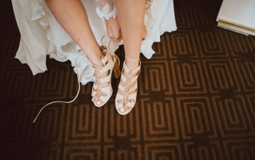 Fun & Stylish Wedding by Pat Robinson Photography 3