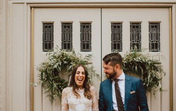 Fun & Stylish Wedding by Pat Robinson Photography 42