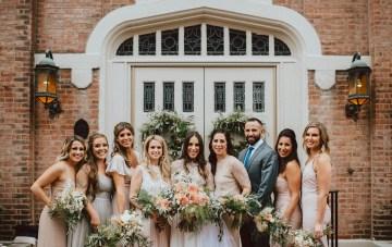 Fun & Stylish Wedding by Pat Robinson Photography 43