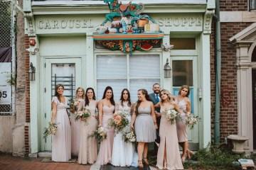 Fun & Stylish Wedding by Pat Robinson Photography 54