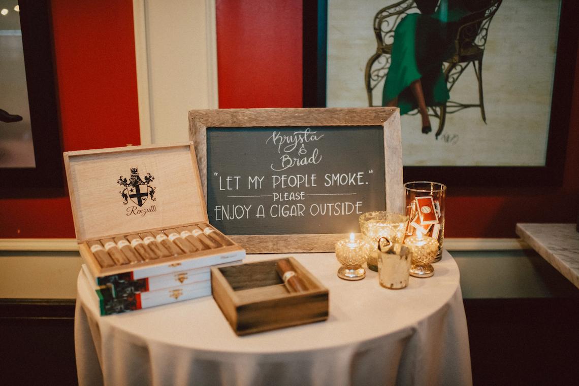 Fun & Stylish Wedding by Pat Robinson Photography 69