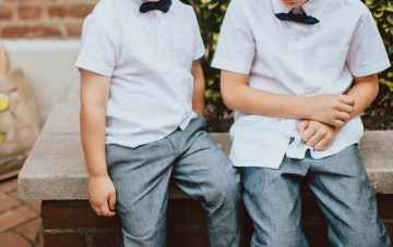 Fun & Stylish Wedding by Pat Robinson Photography 9