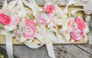Gorgeous Whimsical Wedding by Krista Lee Photography and Cedarwood Weddings 1