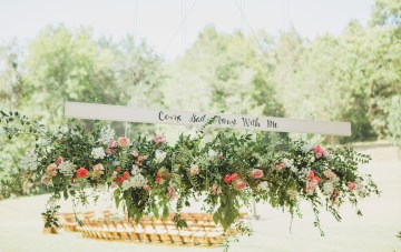 Gorgeous Whimsical Wedding by Krista Lee Photography and Cedarwood Weddings 18