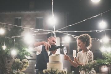 Italian Wedding with a Greek Theme by Infraordinario Wedding 80