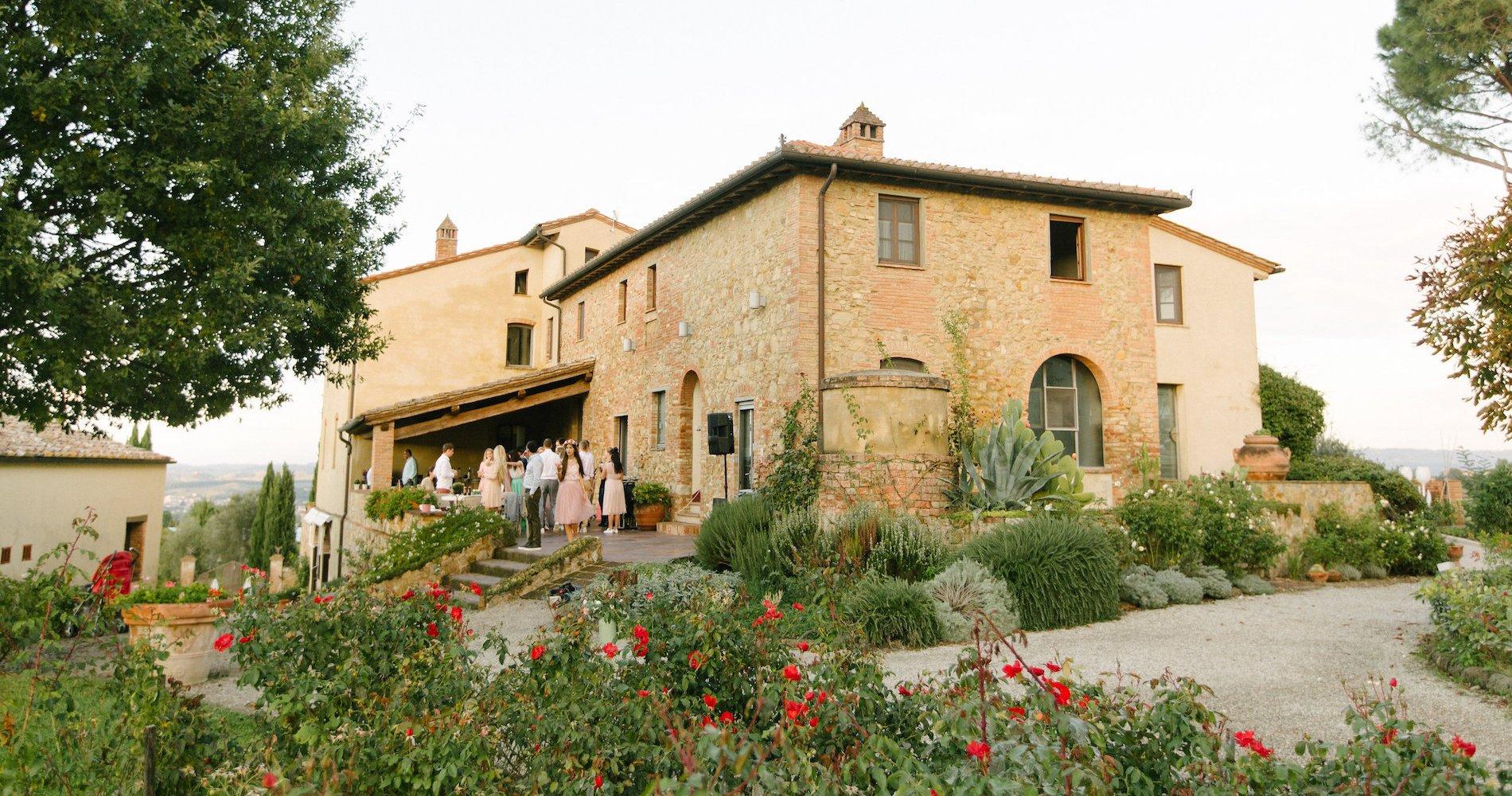 Pretty Tuscan Wedding by Facibeni Fotografia 27