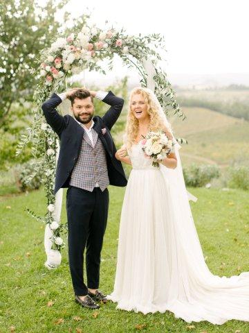 Pretty Tuscan Wedding by Facibeni Fotografia 38