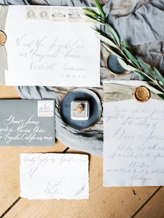 Pretty Warehouse Wedding Inspiration by Natashia Nicole Photography 26