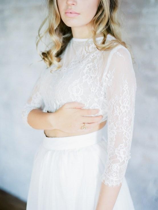 Pretty Warehouse Wedding Inspiration by Natashia Nicole Photography 31