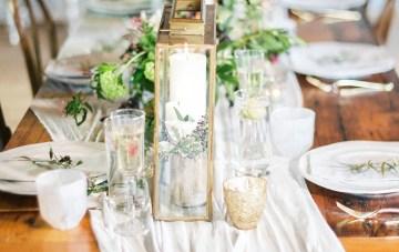 Pretty Warehouse Wedding Inspiration by Natashia Nicole Photography 35