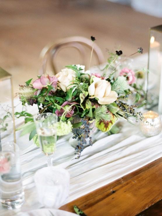 Pretty Warehouse Wedding Inspiration by Natashia Nicole Photography 39
