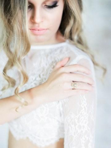 Pretty Warehouse Wedding Inspiration by Natashia Nicole Photography 6