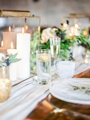Pretty Warehouse Wedding Inspiration by Natashia Nicole Photography 9