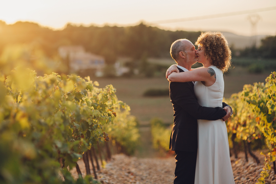 Real Simple Weddings 2017: Simple & Stylish DIY Wedding In The South Of France