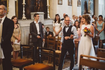 Relaxed and Simple Wedding in France by Time of Joy Photography 50