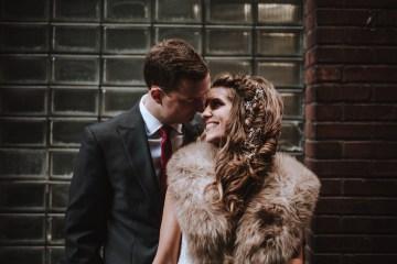 Romantic Winter Wedding by Brandi Potter Photography 20
