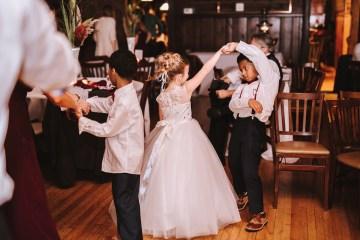 Romantic Winter Wedding by Brandi Potter Photography 22