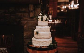 Romantic Winter Wedding by Brandi Potter Photography 28