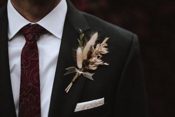 Romantic Winter Wedding by Brandi Potter Photography 31