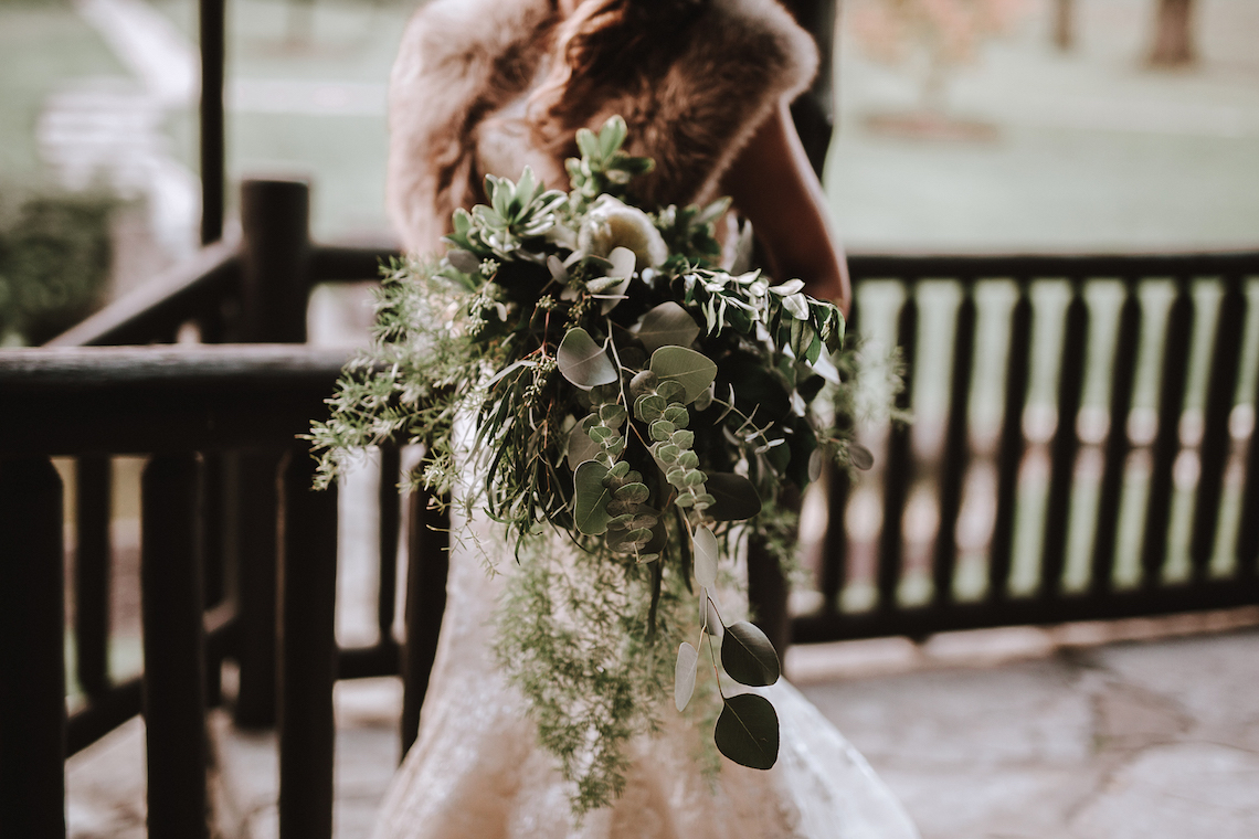 Romantic Winter Wedding by Brandi Potter Photography 32