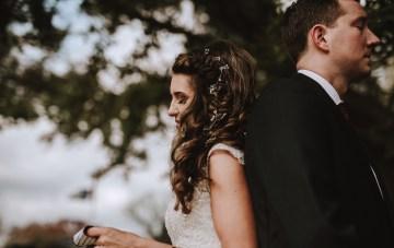 Romantic Winter Wedding by Brandi Potter Photography 35