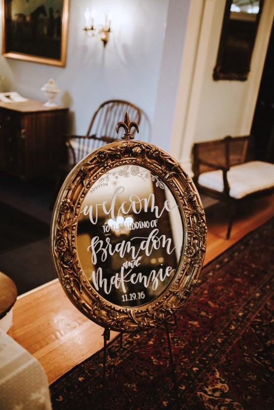 Romantic Winter Wedding by Brandi Potter Photography 39