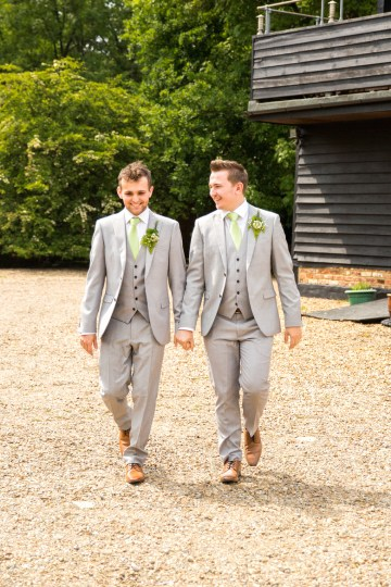 Sweet Same Sex Wedding in England by Becky Bailey Photography 3