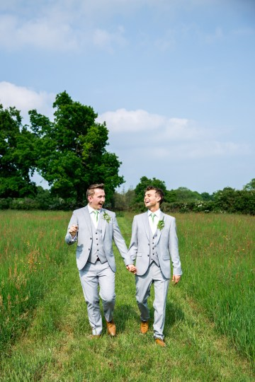 Sweet Same Sex Wedding in England by Becky Bailey Photography 7