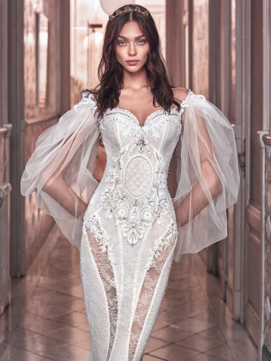 Thelma Galia Lahav Wedding Dress Collection 2018 30