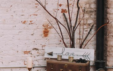 Vintage Travel Wedding Inspiration by Alexandria Odekirk Photography and Dotted Events 1