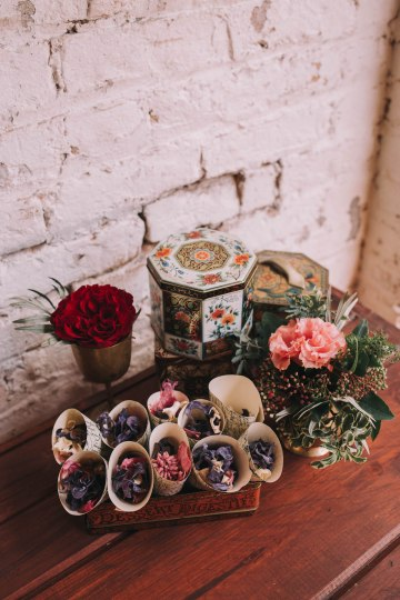 Vintage Travel Wedding Inspiration by Alexandria Odekirk Photography and Dotted Events 11